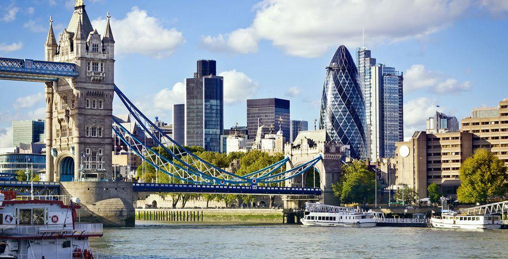 Benvenuti a Londra