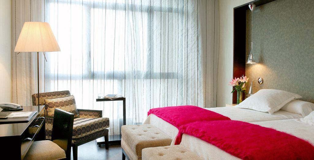 nella vostra confortevole camera Premium