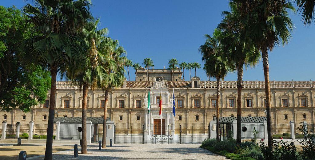 Fate una passeggiata in Plaza de España
