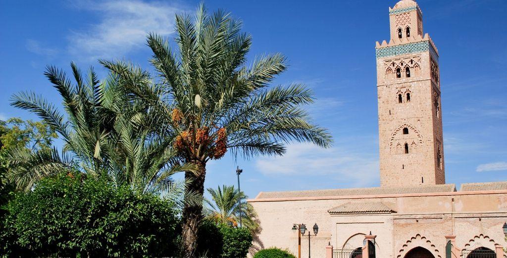 Partite per Marrakech!