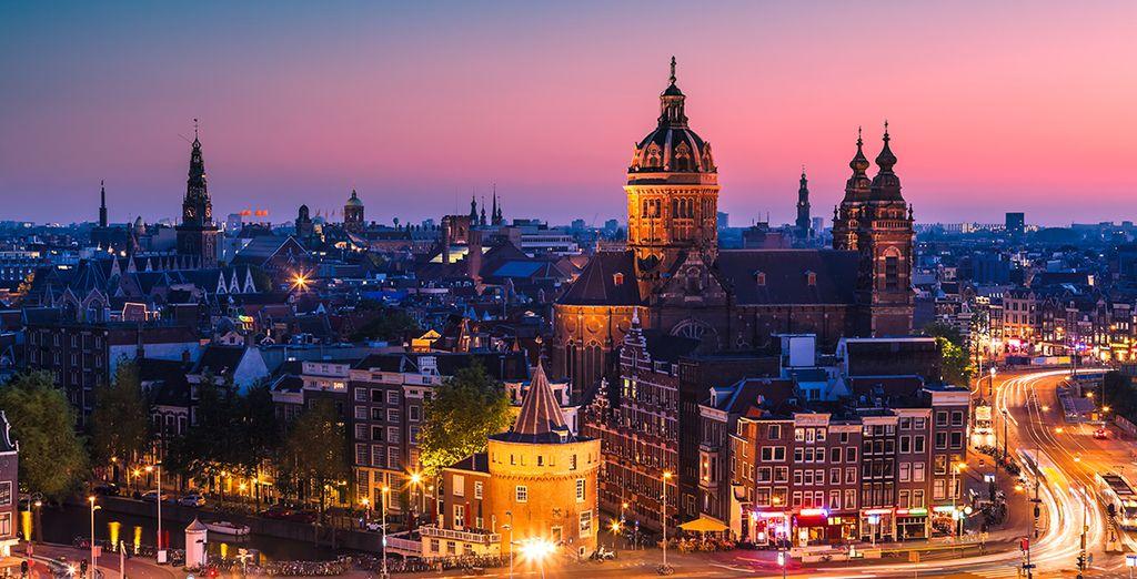 La magia di questa bellissima città vi attende