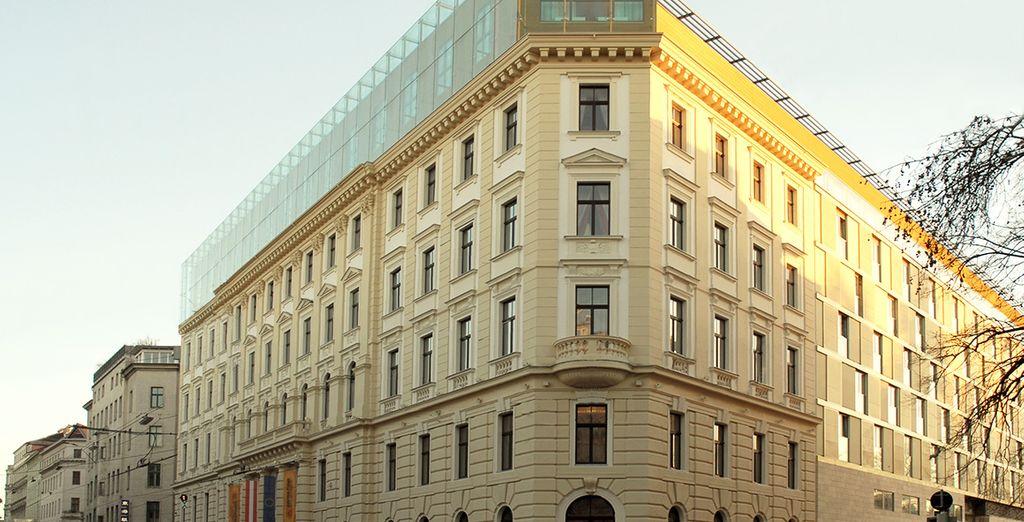 prestigioso hotel 4*S, membro dell'organizzazione