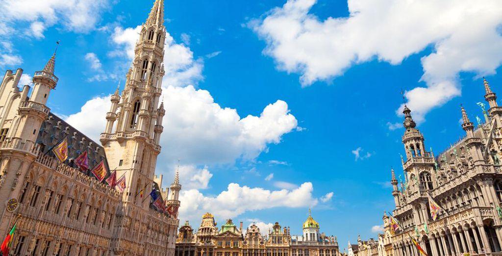 Bruxelles, una città da vivere!