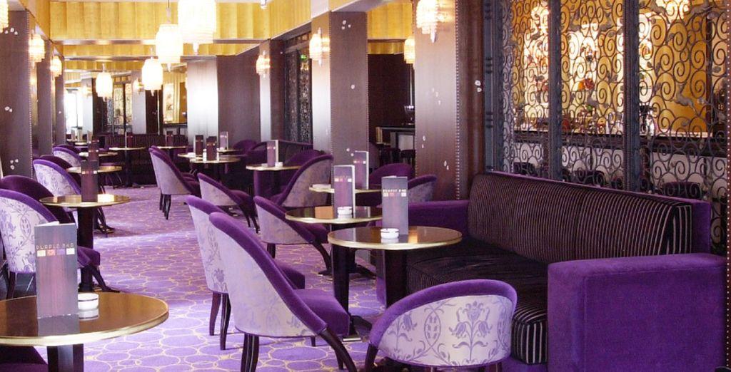Gustate le specialità dello chef Philippe Daigneaux al ristorante Le Safran