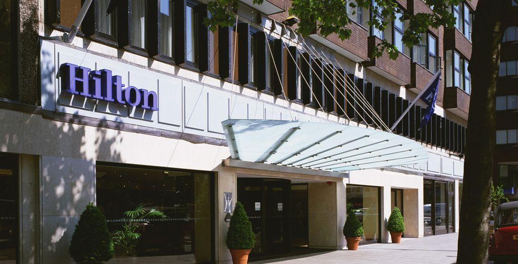 L'eleganza esclusiva degli hotel Hilton