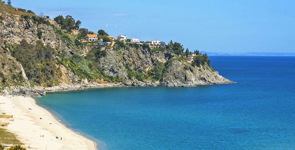 Partite per Belvedere Marittimo in Calabria