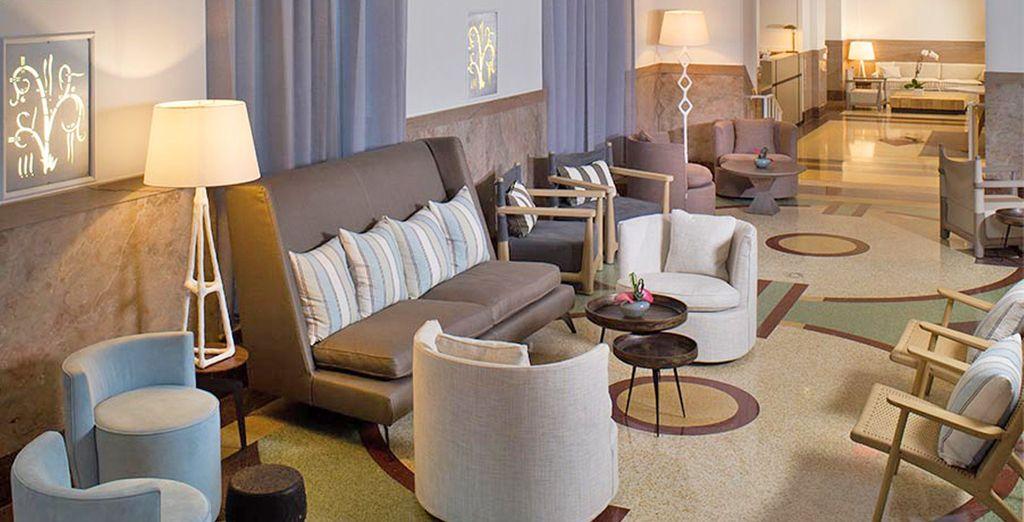 Alloggerete nel confortevole Hotel Victor