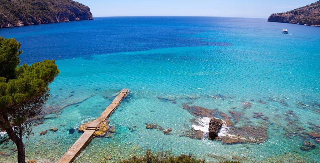 Partite per la splendida Palma de Mallorca