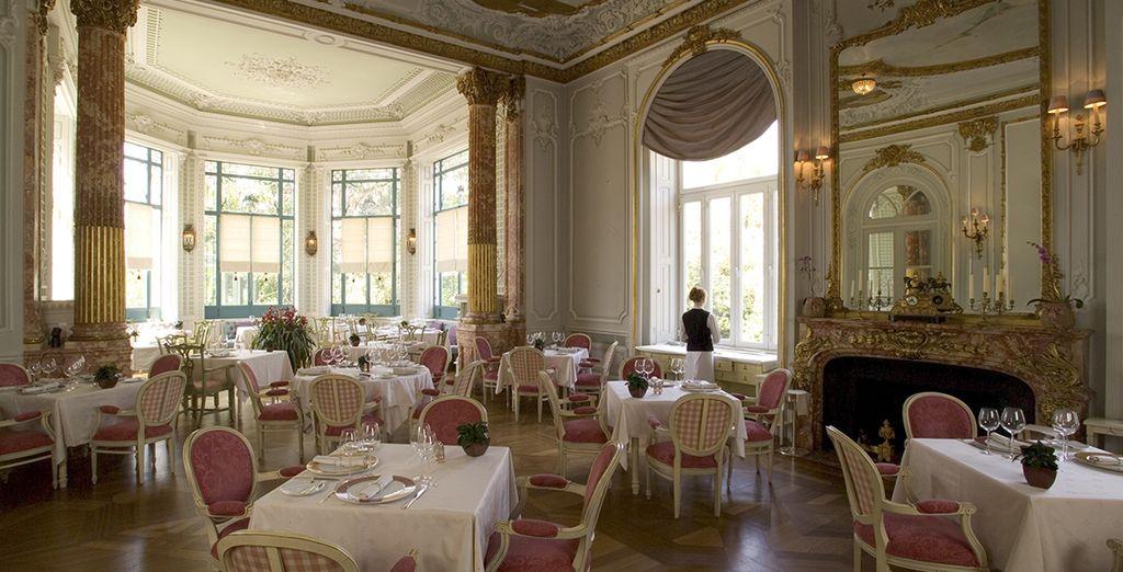 I ristoranti esclusivi e di classe