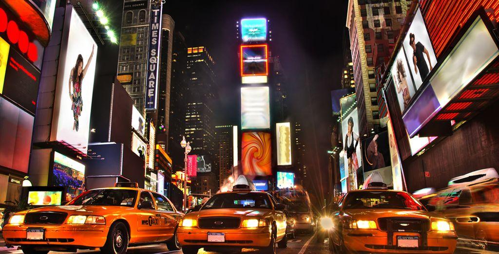 Meta ideale per scoprire la splendida città di New York