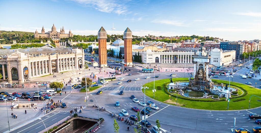 Barcellona è pronta ad accogliervi