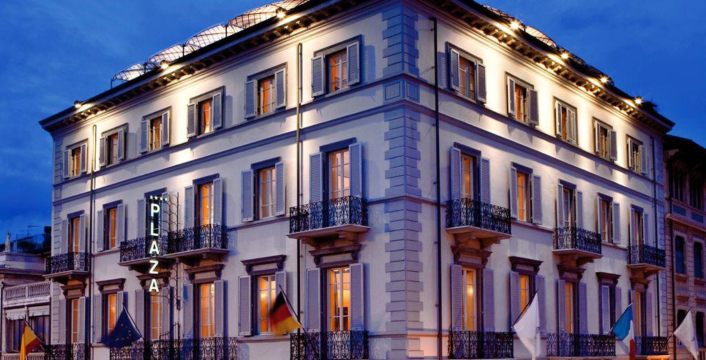 Hotel Plaza e de Russie 4* a Viareggio