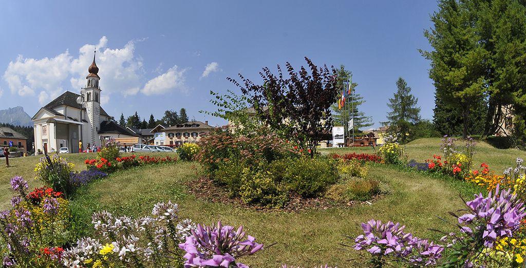 Godetevi le vostre vacanze estive, in una delle più rinomate località turistiche del Trentino