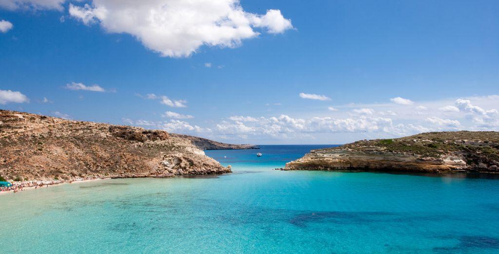 La bellissima Lampedusa vi attende