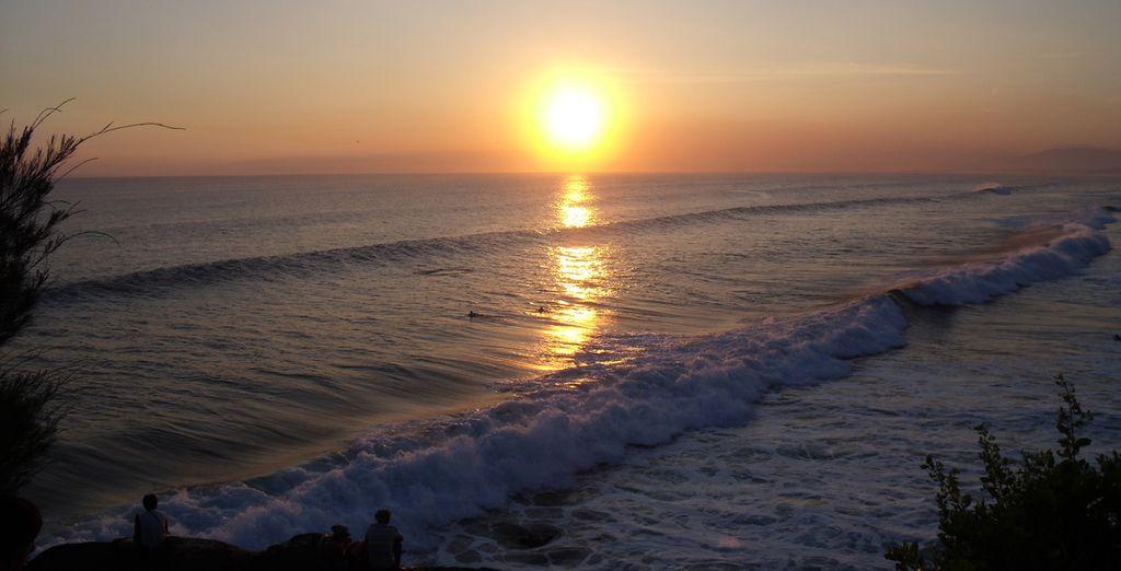 e tramonti superbi