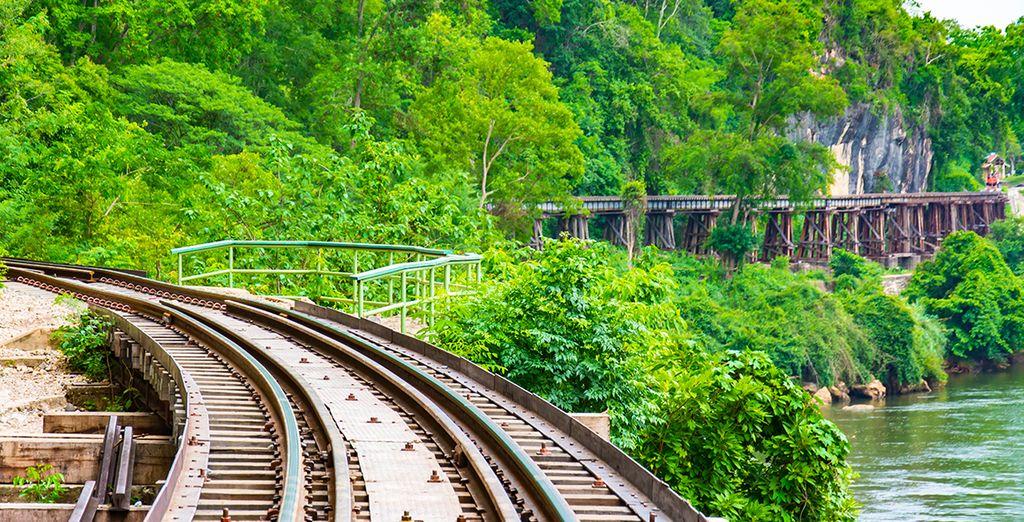Supererete la celebre Death Railway