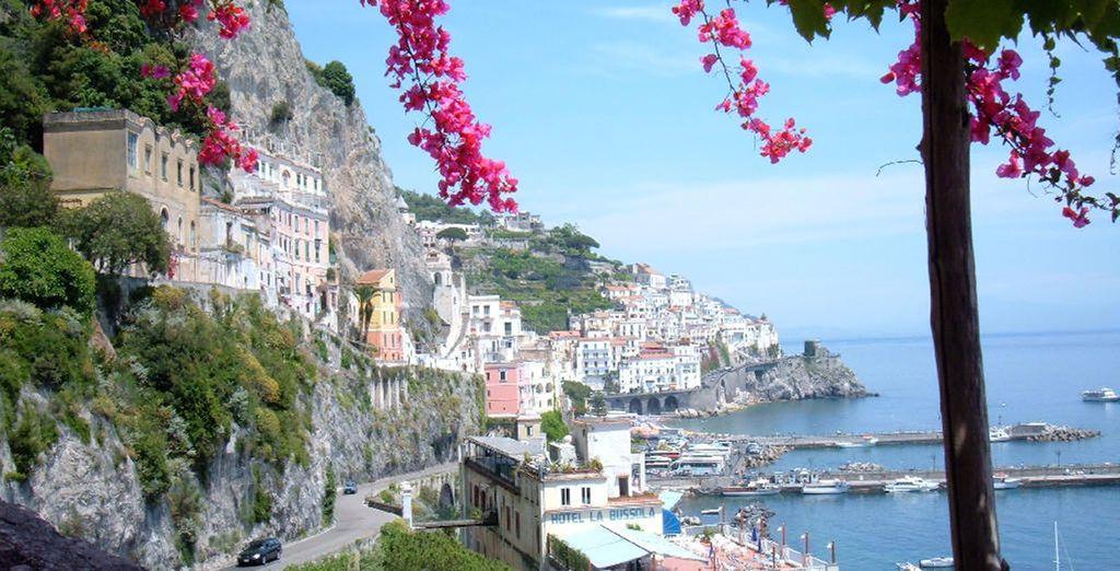 E degli scenari incantanti di Amalfi