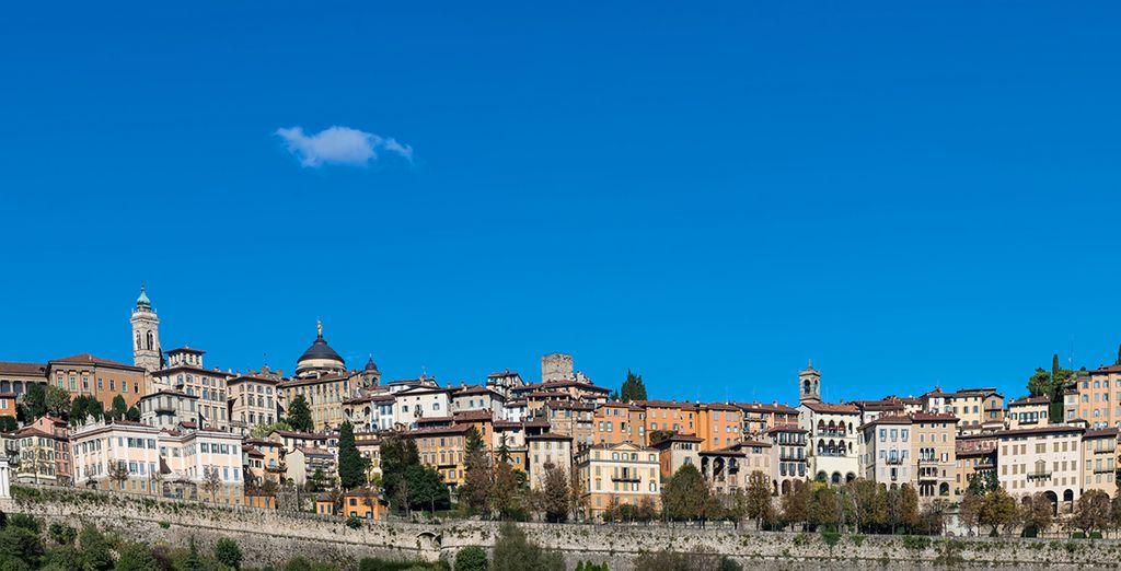 una città fortificata dalle mura venete, candidate Patrimonio Nazionale dell'Unesco