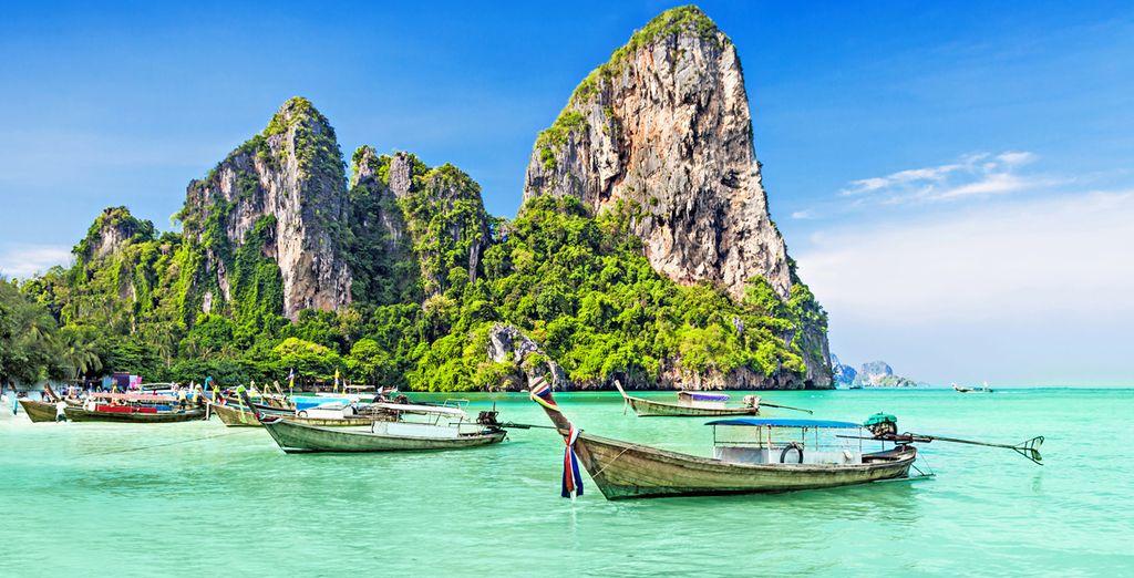 Tour Thailandia e soggiorno mare a Phuket