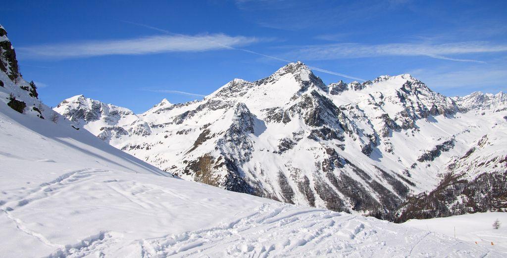 Sci, Spa e casinò nella cornice della Valle d'Aosta