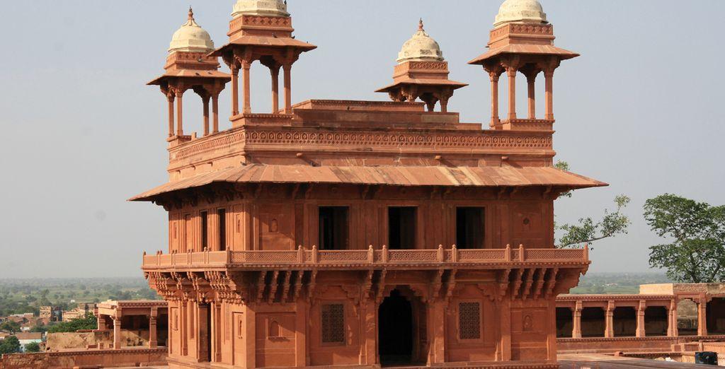 Fatehpur Sikri, Patrimonio dell'Unesco