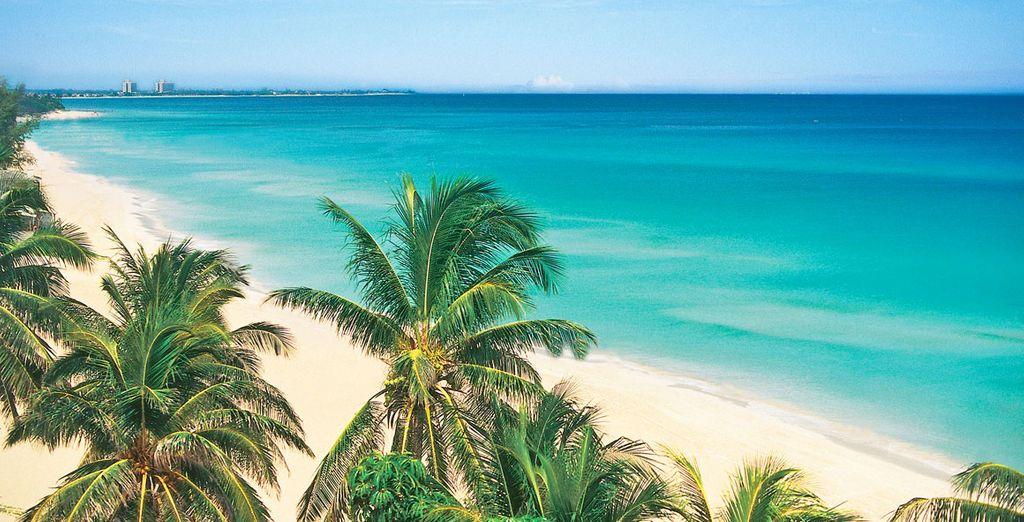 Varadero una spiaggia bianca infinita