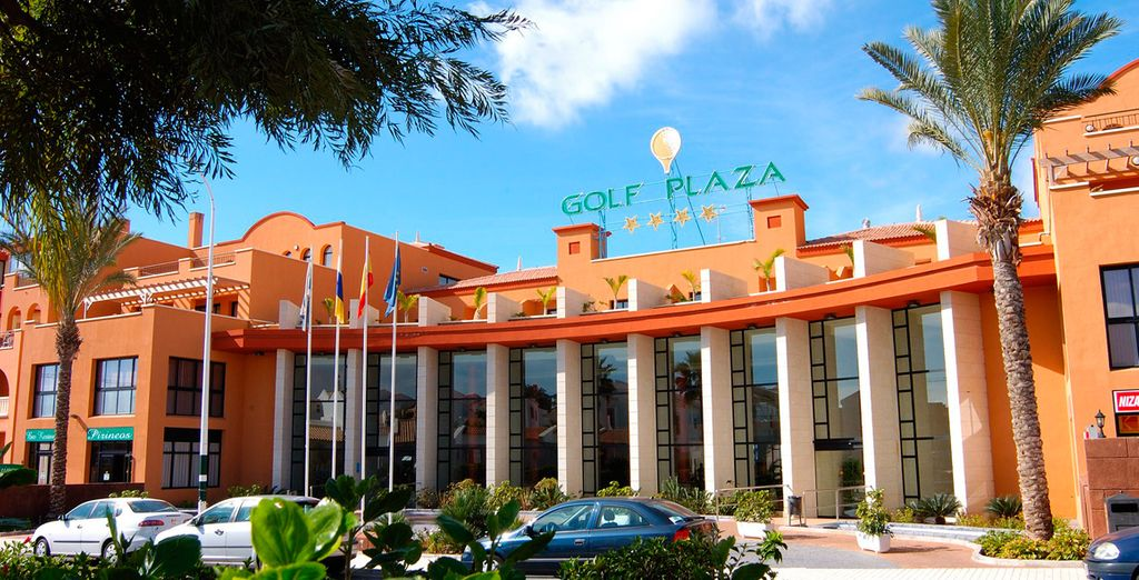 sorge il Grand Muthu Golf Plaza 4*