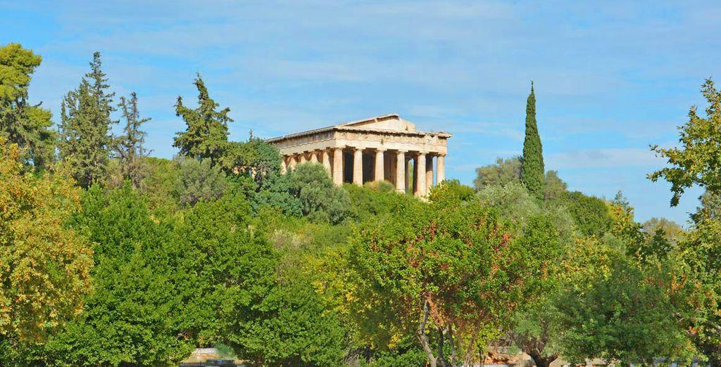 Visitate l'Acropoli