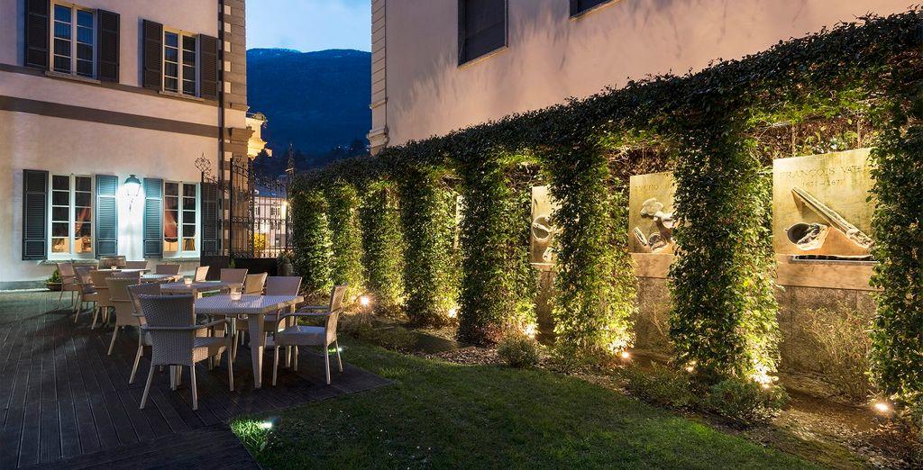 Il Grand Hotel Della Posta vi regalerà un soggiorno indimenticabile