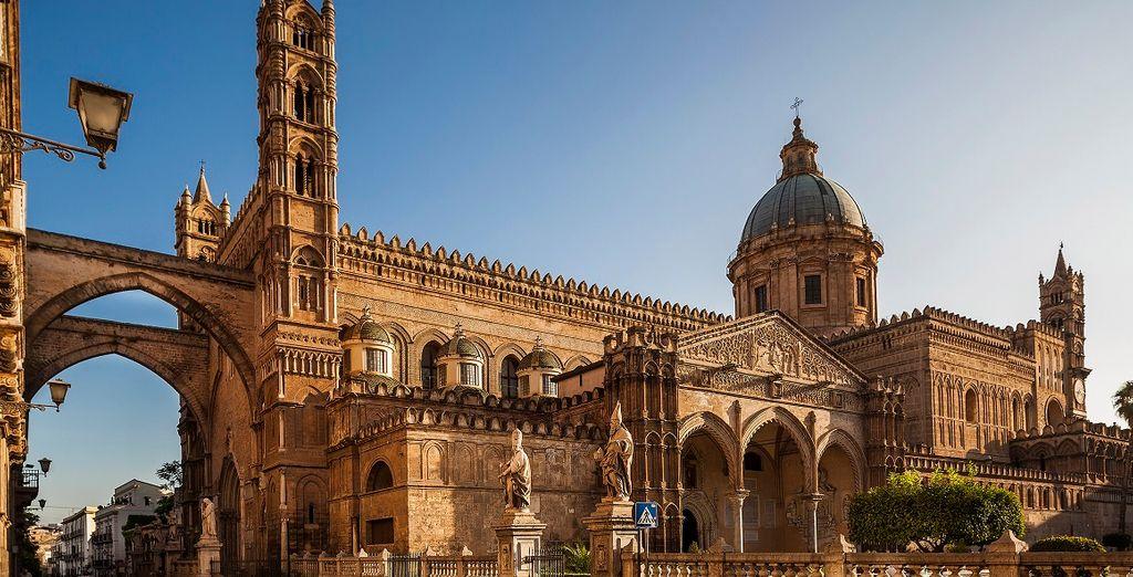 una meta perfetta per trascorrere una vacanza all'insegna di percorsi storico-archeologici
