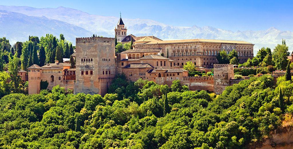 Benvenuti in Andalusia