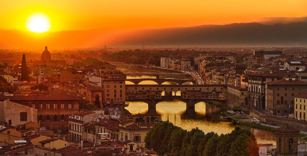 Perdetevi in lunghe passeggiate per Firenze