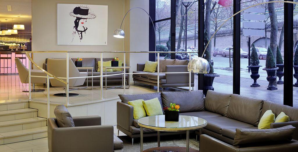 che potrete scoprire soggiornando in uno splendido hotel 4*