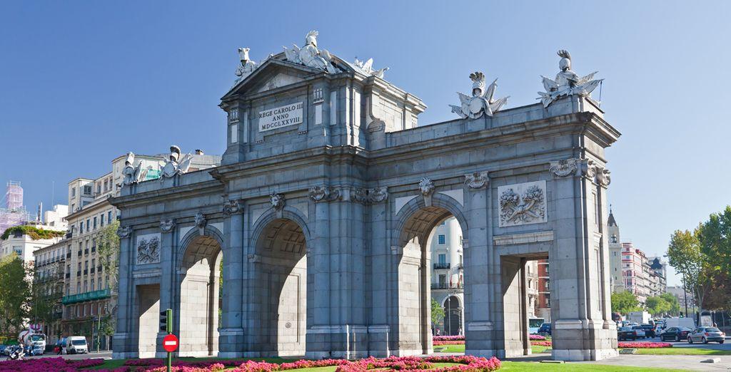 Arte, cultura, storia... A Madrid non manca proprio niente!