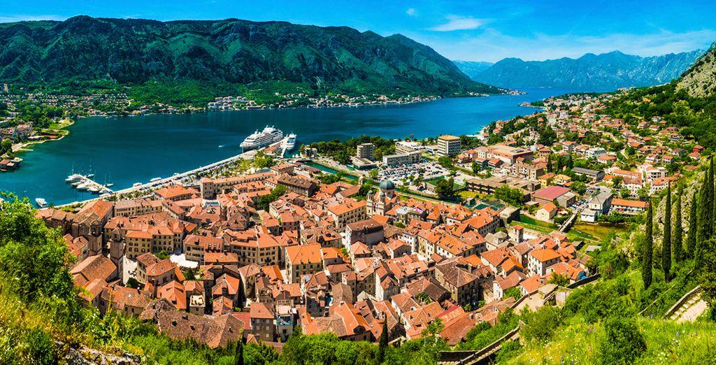 Scoprite la bellezza della vicina Kotor