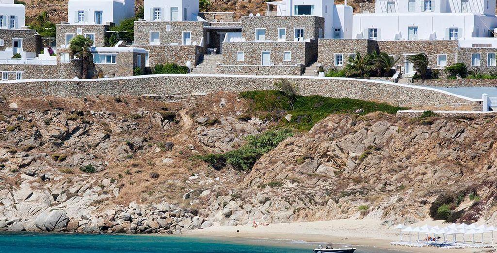 Mykonos, una delle più belle isole greche, vi attende