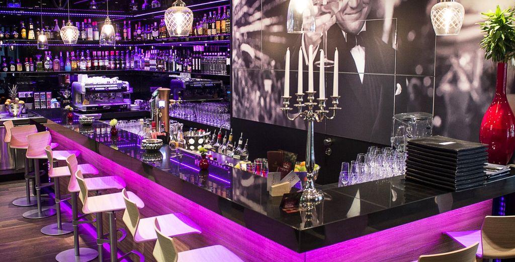 Concedetevi un drink al Lobby Bar