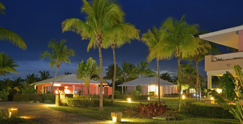 Il vostro resort 5* immerso nel verde