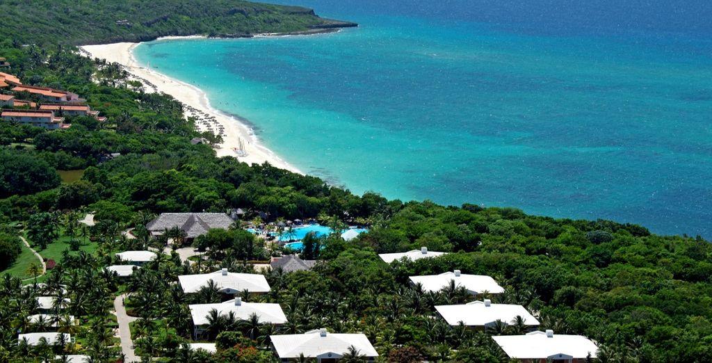Benvenuti al Paradisus Rio De Oro Resort & Spa a Guardalavaca