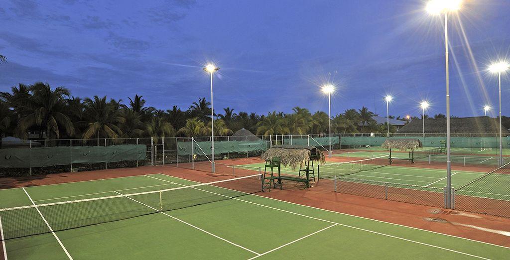 Potrete praticare diversi sport e attività per rendere il vostro soggiorno ancora più piacevole