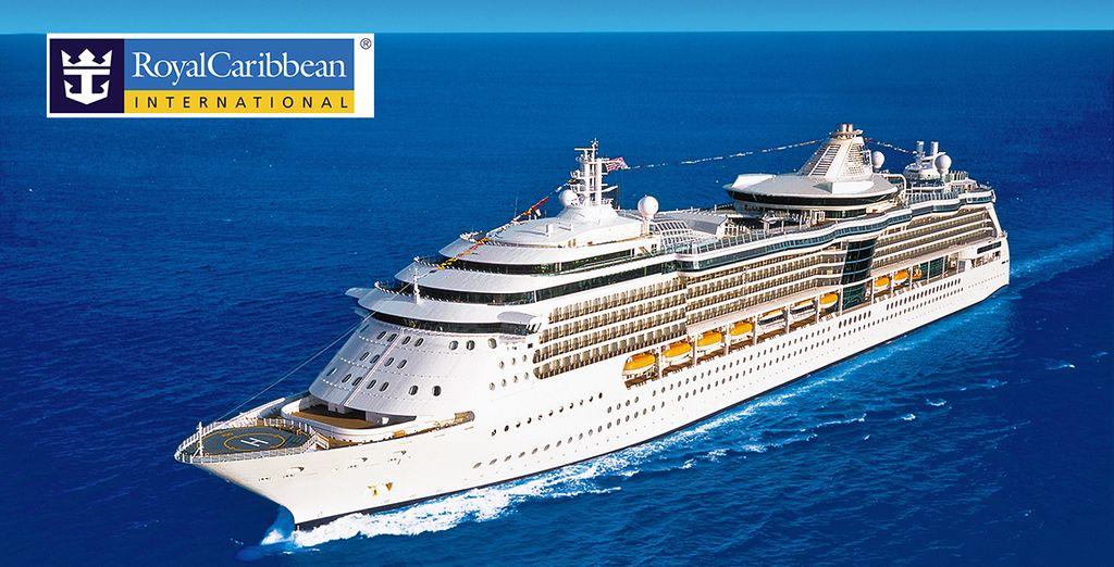 Partite per un incredibile viaggio a bordo della nave Serenade of the Seas e decidete se scoprire il Nord Europa o navigare tra i Fiordi