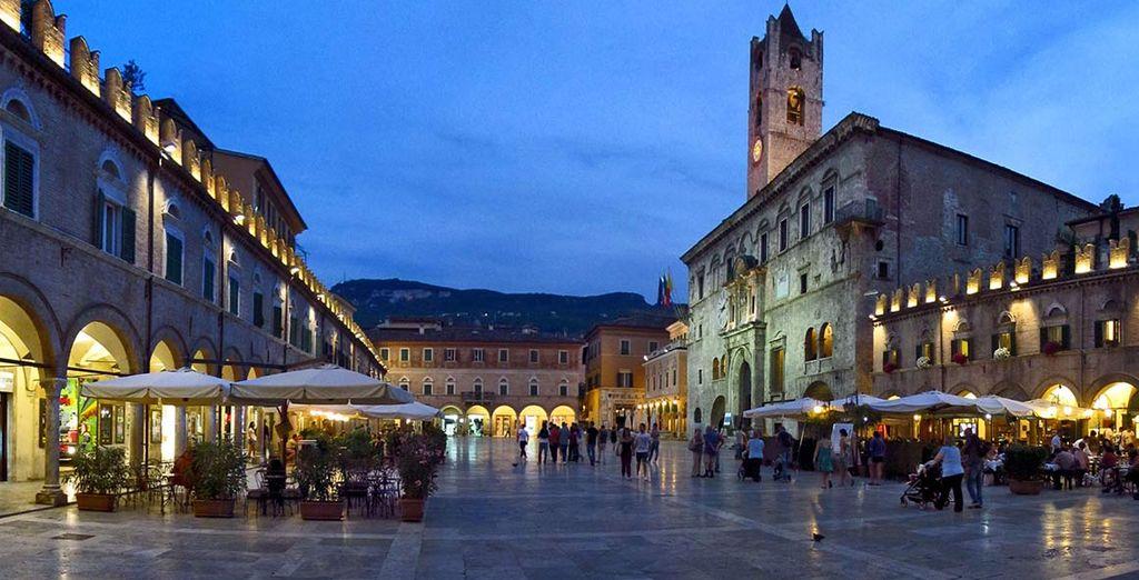 a due passi da Ascoli Piceno