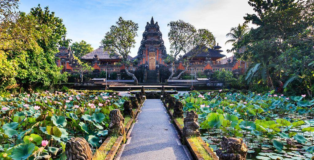 Considerata il centro culturale di Bali