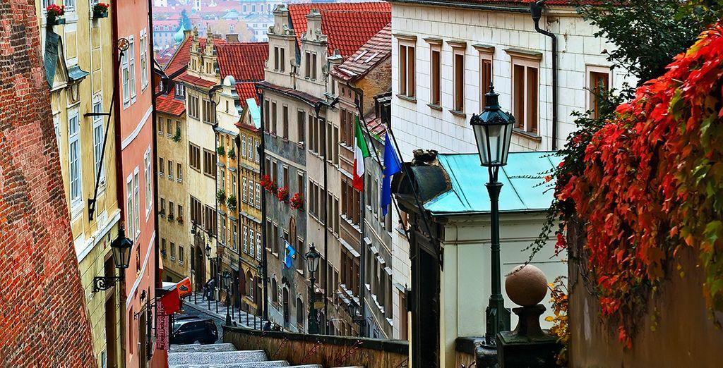Vicoli colorati di Budapest da scoprire durante un viaggio nel cuore dell'Europa