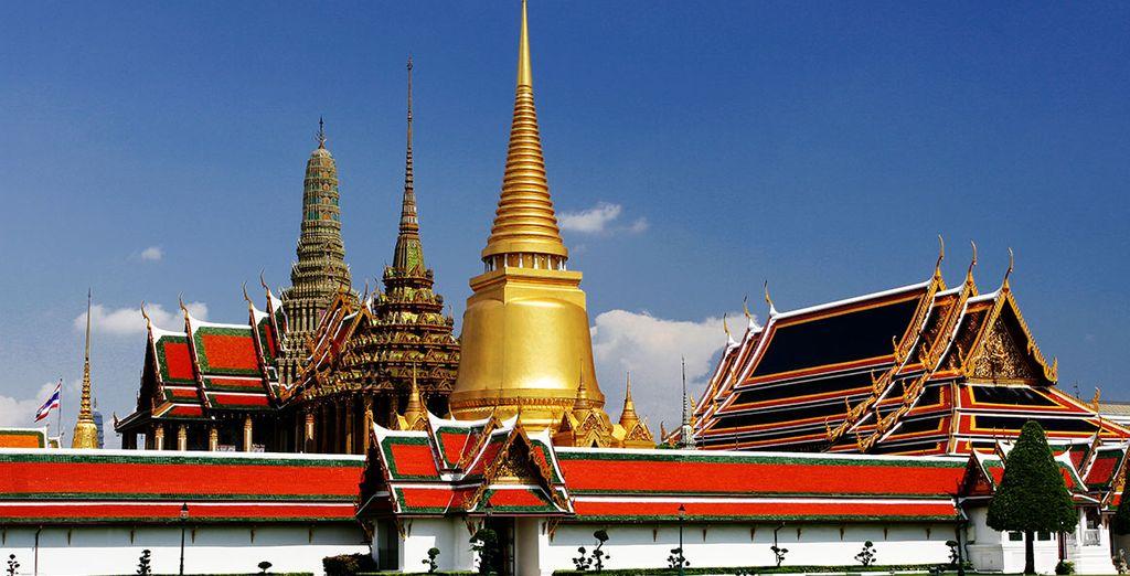Partite alla scoperta delle mille meraviglie di Bangkok