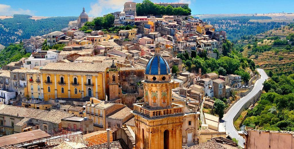 immersi nella bellezza barocca della Sicilia