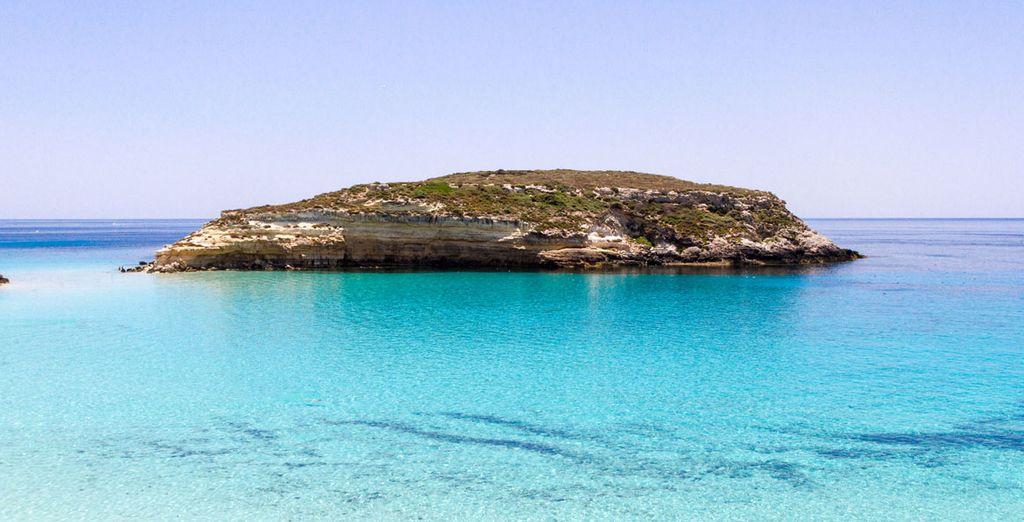 Viaggerete nel bellissimo mare siciliano
