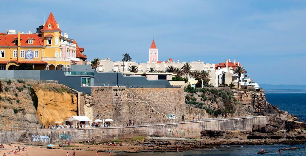Ammirate i borghi antichi nei dintorni di Estoril