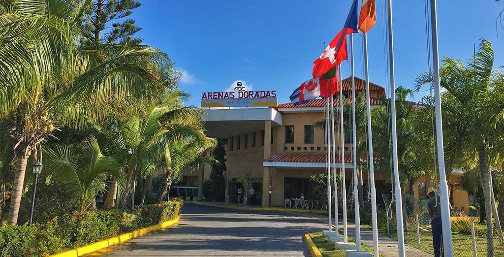 Il Roc Arenas Doradas 4* è pronto a darvi il benvenuto