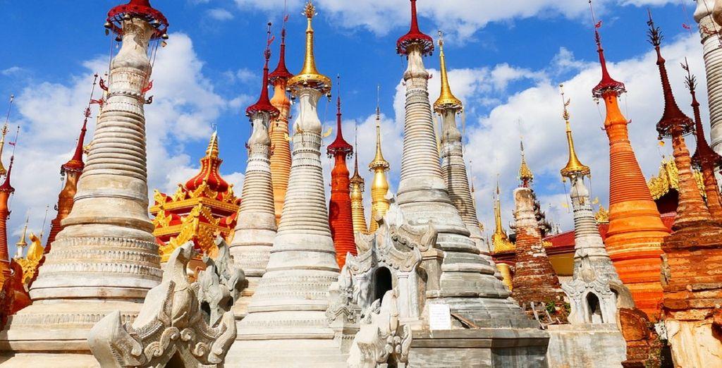 e templi magnifici.